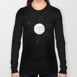 Cat-ion Long Sleeve T-shirt