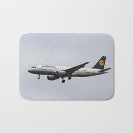 Lufthansa Airbus A320 Bath Mat