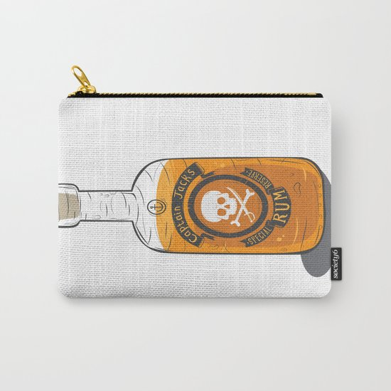 Captain Jack's Special Rum Reserve Carry-All Pouch