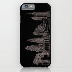 New York City by the Downtown Doodler Slim Case iPhone 6s