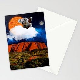 Thinking of Australia Stationery Cards