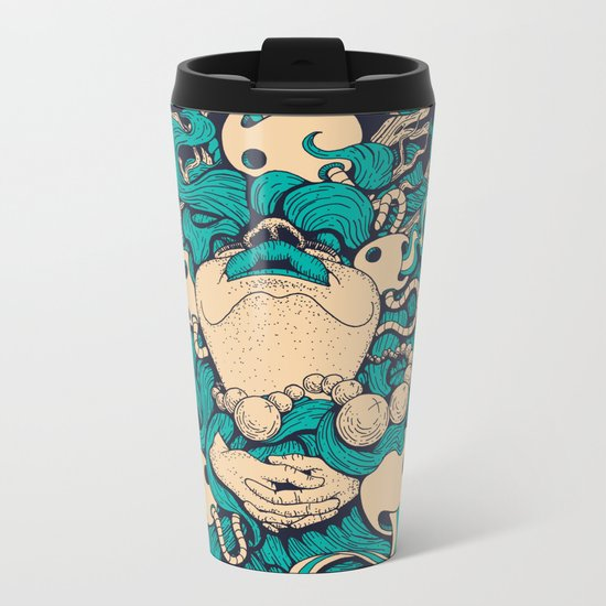 Exemption Metal Travel Mug