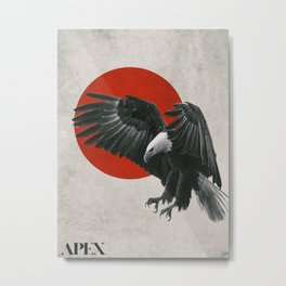 Apex Metal Print