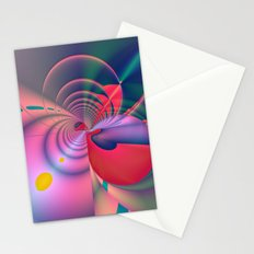 Magic Flower Stationery Cards