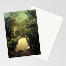 The Journey Starts With a Single Step Stationery Cards