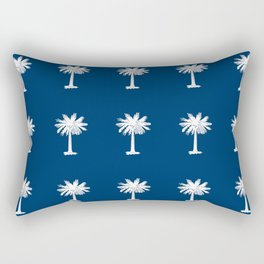 Palmetto 2-palms,drupe,sabal,swamp,cabbage,abanico,drupa,palmera Rectangular Pillow
