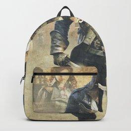 Arno Dorian Assassin's creedd  Backpack