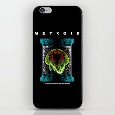 Metroid iPhone & iPod Skin