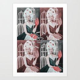 Zodiac Collection: Cancer Art Print