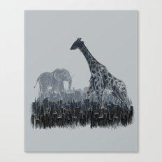 The Tall Grass Canvas Print