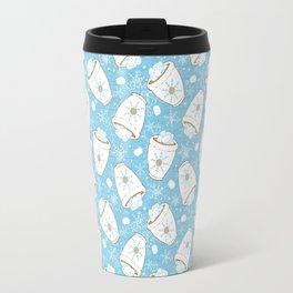 Snowing Marshmallows Travel Mug