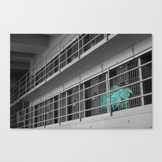 Unseen Monsters of San Francisco - Hectory Vonbutes Canvas Print