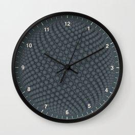 Fibo Orb Slate Wall Clock