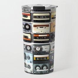 cassette nostalgy Travel Mug