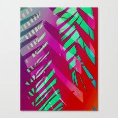 Hot Tropicana Canvas Print
