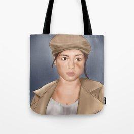 Crystal Reed - Eponine Tote Bag