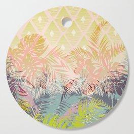 Jungle paradise 01 Cutting Board
