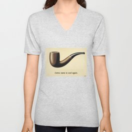 This is not a joke about comic sans. Unisex V-Neck