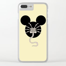 > facehugger Clear iPhone Case