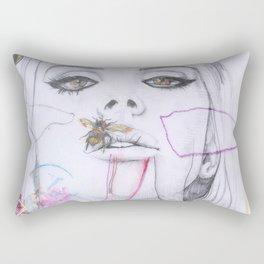 Interview Rectangular Pillow