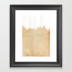 The Scope Framed Art Print