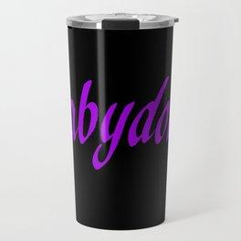 Babydoll Travel Mug