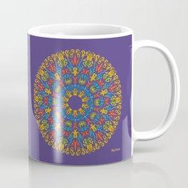 Bienvenida a Marte (Violeta) Coffee Mug