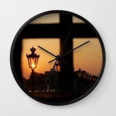 A better lightbulb Wall Clock