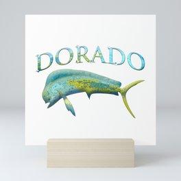 Dorado Mini Art Print
