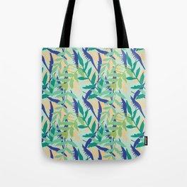 Rotorua Foliage Tote Bag