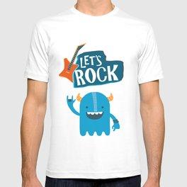 Let´s Rock T-shirt
