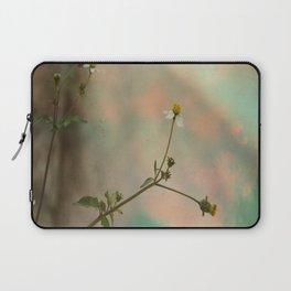 Simple Flowers Laptop Sleeve