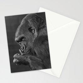 Gorilla Asante Mono Stationery Cards