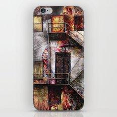 Urban Building iPhone & iPod Skin