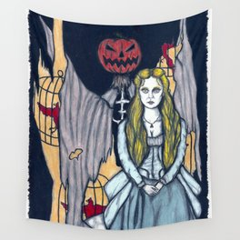 Katrina Van Tassel Wall Tapestry