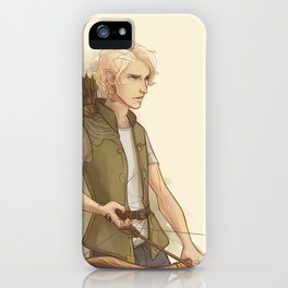 Mark Blackthorn iPhone Case