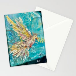 Speckled Dove 1 Stationery Cards