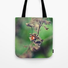The Summer Bug Tote Bag