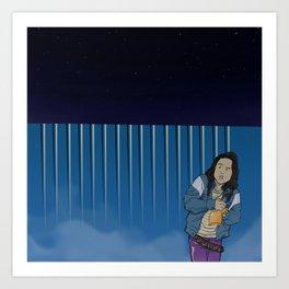 Amy Mat Piah Art Print