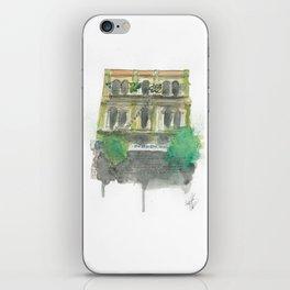 60 Cuba Street iPhone Skin