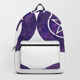 Purple Moon Rune Backpack