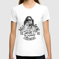 the big lebowski T-shirts featuring The Big Lebowski by KevinART