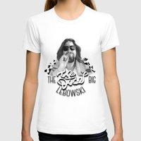 big lebowski T-shirts featuring The Big Lebowski by KevinART