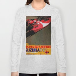 Suzuka 76 Long Sleeve T-shirt