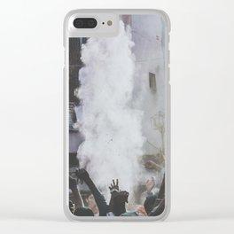 Holi Festival II Clear iPhone Case