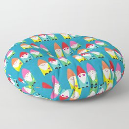 The BFF Gnomes II Floor Pillow