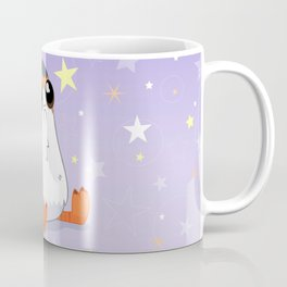 Space Puffin Cutie Coffee Mug