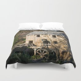 The Ole Mill Duvet Cover