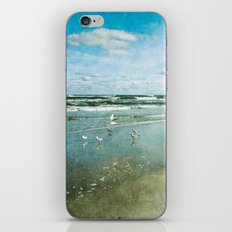 Cold days iPhone & iPod Skin