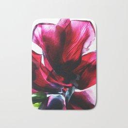 Flower Petals Artfully Arranged Bath Mat